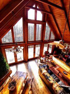 Chipmonk Trail Cabin