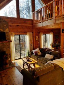 Lurewoods Manor Cabin